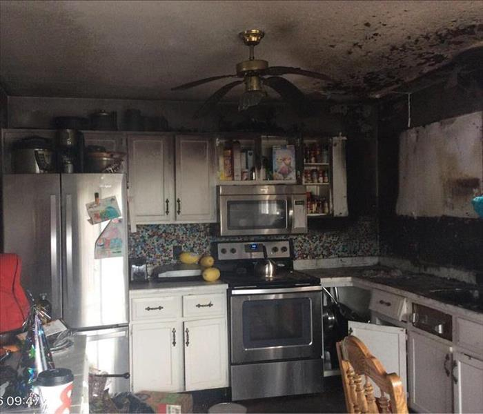 Kitchen Fire in Casper, WY
