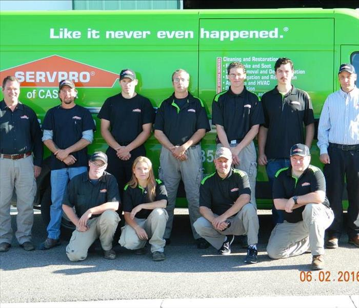General Why Choose SERVPRO?