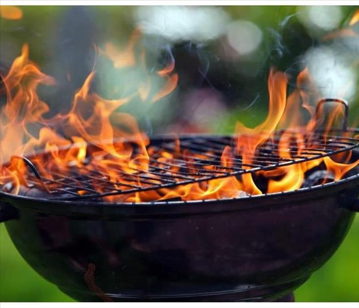 General Fire and Grilling Safety
